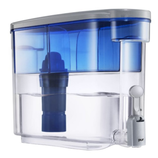 Water filtration pitchers: Pur Vs Brita - Photo 1 of 1 - water filtration pur