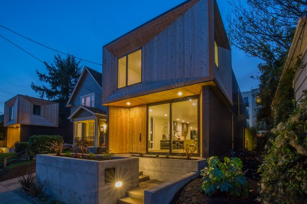 Slim Is in For These 10 Skinny Homes - Photo 5 of 10 -