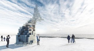 Say Goodbye to the Cold With a Look Back at Two of Toronto's Winter Design Exhibits