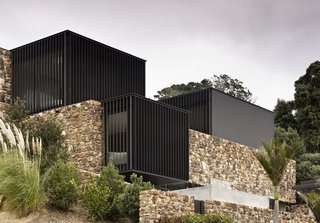 Local Stone House by Pattersons Associates Architects