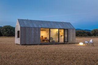 Affordable Modern Prefab Cabins - Dwell