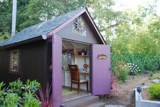 Man Cave She Shed : She sheds vs man caves pro remodeler