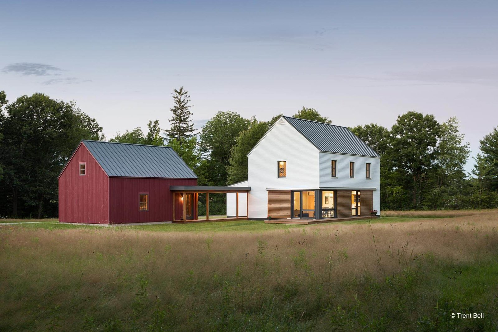 5 maine prefab companies paving the way for modular design - Contemporary modular home designs ...