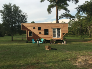 """With 60 years of combined experience in the worlds of residential and commercial construction, I Can Build It (ICBI) and their partner company, Container Homes of Maryland, complete a range of tiny home projects as well as larger residences. Their homes often feature custom work, including carpentry and kitchen/bath design. The homes can be built on wheels or a foundation, and are carefully designed for comfortable living. The company has even been featured on """"Tiny House Nation."""""""