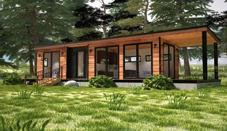 10 Modern Prefab Homes That Cost Less Than 100 000 Photo 9 Of