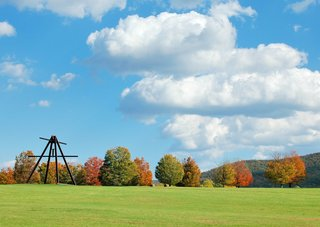Storm King Art Center in Mountainville, New York