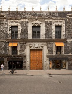 Downtown Mexico is a hotel located in a historic colonial mansion, with a rooftop bar whose views and vibe are not to be missed.