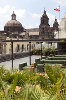 Mexico City's Centro Histórico faced a fate similar to those of other major historic downtowns in Latin America, and was left to deteriorate for decades during the 20th century. The area has seen major revitalization in the past 10 or 20 years, however, and it shows—many of the neighborhood's historic buildings are being restored and reused for exciting new uses.