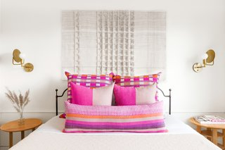 Bolé Road Textiles is driven by a passion for good design and a belief that textiles have the ability to transform interiors and inspire the people within them. The company is dedicated to helping customers create spaces they love, while supporting artisans in Ethiopia.