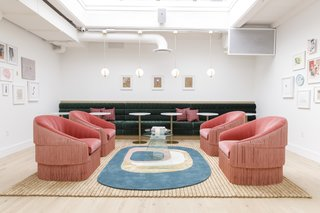 "Alda Ly Architecture has designed locations of the women-centered co-working space/lounge, The Wing, including its locations in DUMBO (Brooklyn), <span style=""font-family: Theinhardt, -apple-system, BlinkMacSystemFont, ""Segoe UI"", Roboto, Oxygen-Sans, Ubuntu, Cantarell, ""Helvetica Neue"", sans-serif;"">Flatiron (Manhattan), Soho (Manhattan), San Francisco, and Washington, D.C. </span>"