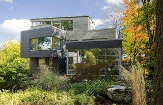 Brookline Residence in Brookline, Massachusetts