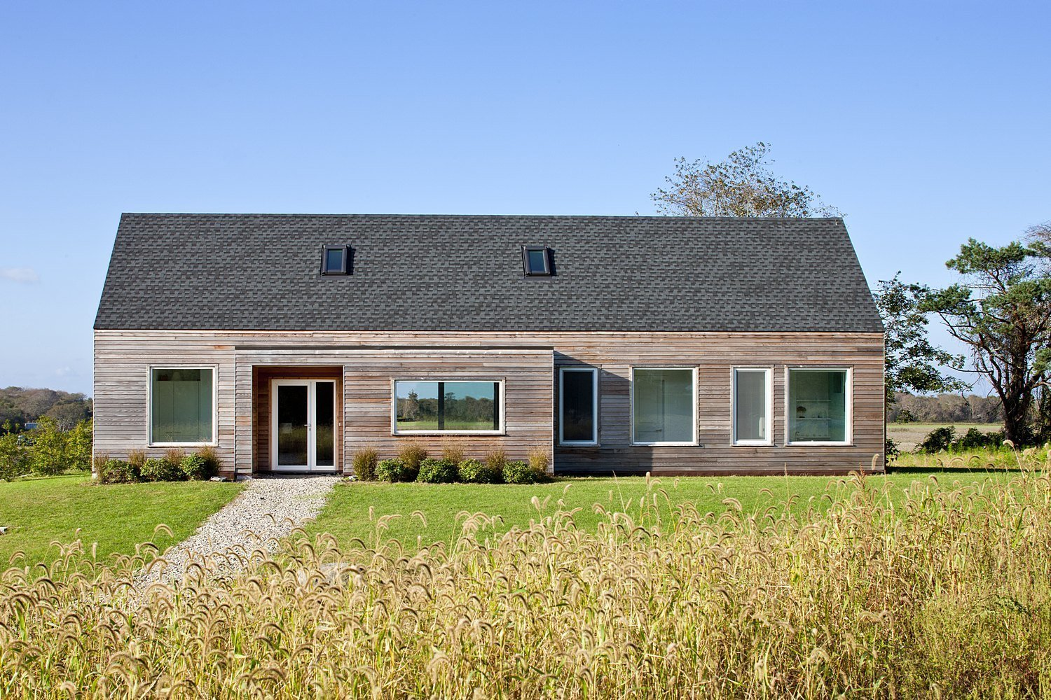 Passive House Retreat by ZeroEnergy Design