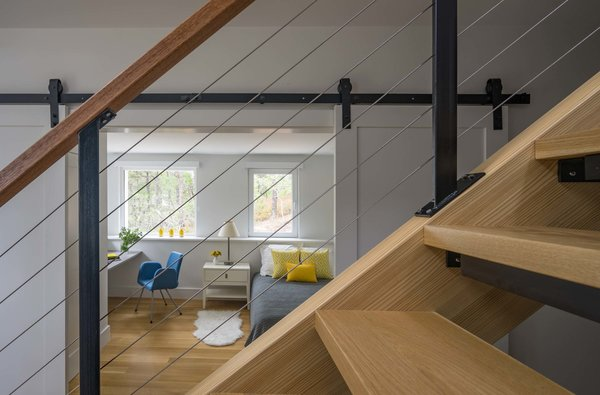 Best 18 Modern Staircase Cable Railing Design Photos And ...