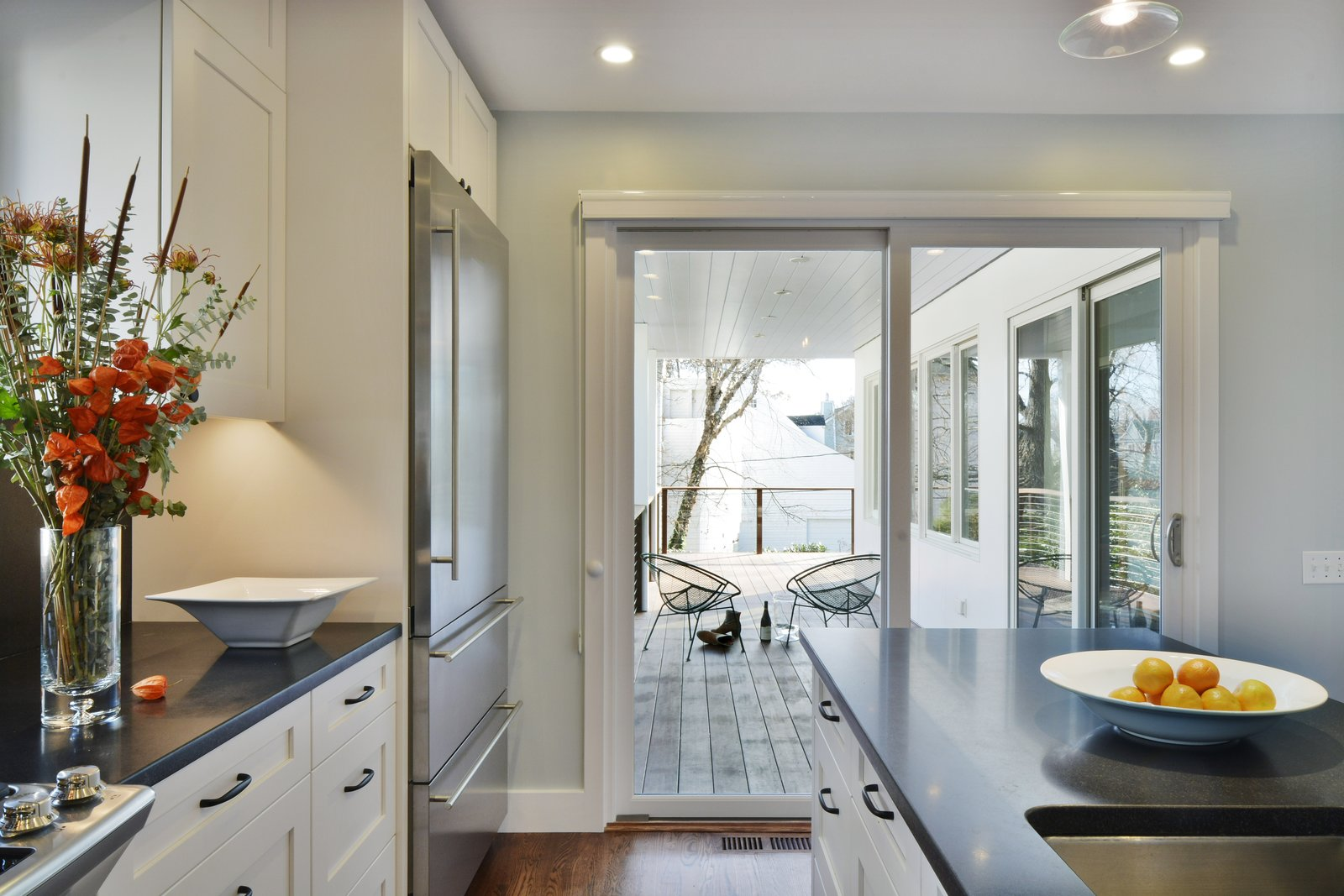Cove Overlook by Gardner Architects LLC