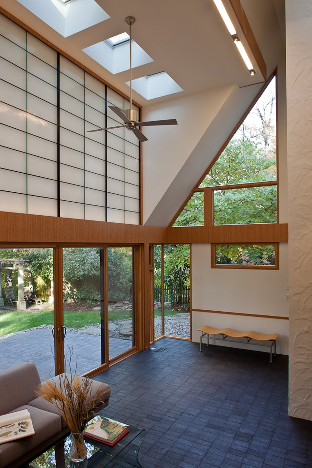 Sixties Solarium by Gardner Architects LLC