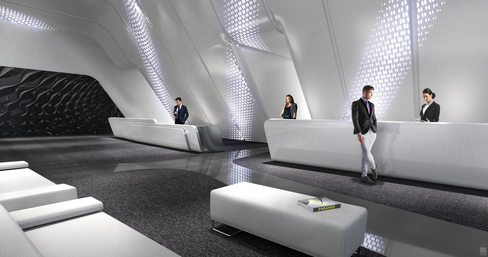 The Height of High Design: Tour Zaha Hadid's Skyscraper in Miami