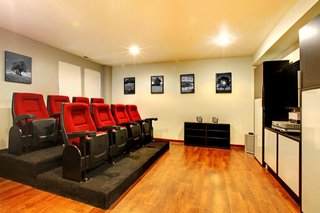 the complete home theater setup guide for movie buffs dwell rh dwell com Home Theater Design Layouts Home Theater Design Layouts