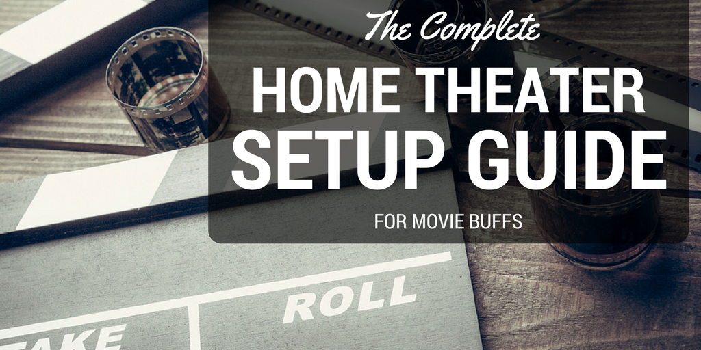 The Complete Home Theater Setup Guide for Movie Buffs - Dwell