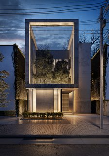 Dwell Community's Top 20 Homes of 2017 - Photo 10 of 20 - Architect: Lines Design Creation and Consultancy, Location: Kuwait City, Al Asimah Governate, Kuwait