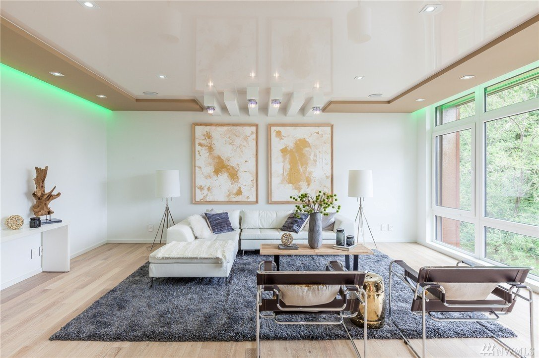 Photo 9 of 12 in 11 of Our Favorite Pacific Northwest Homes From the Community from Kirkland Contemporary
