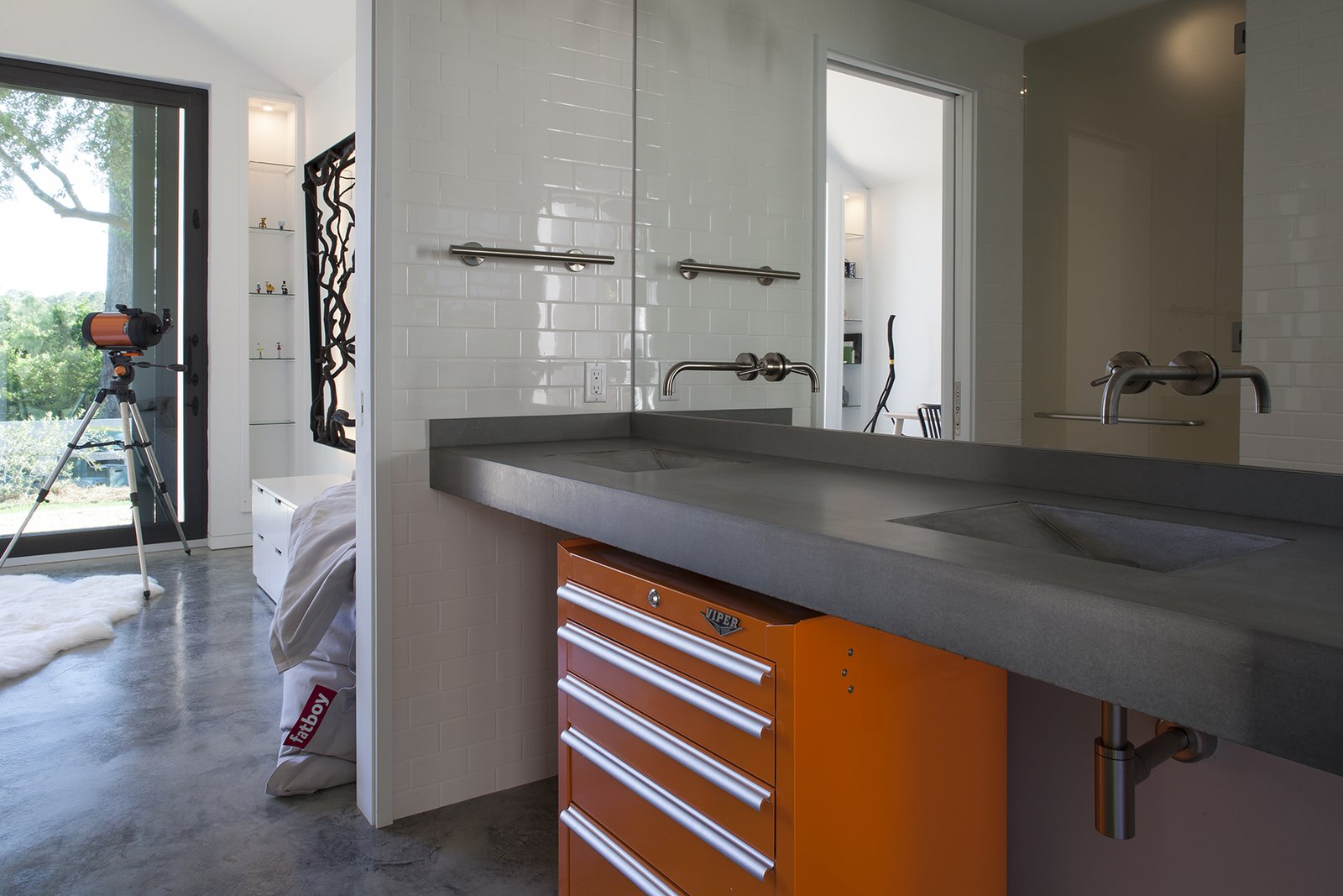 The Bunker Addition by McWhorter Vallee Reese Design Inc.