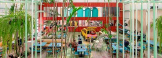 Take a Pit Stop at This Eccentric Oasis Cafe in Guatemala City