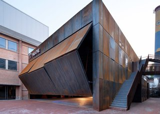 Shape-Shifting Architecture: 10 Buildings That Move or Change Form - Photo 7 of 24 -