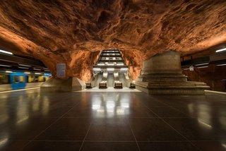 Explore the Stockholm Metro For a Tour Through 5 Decades of European Art History - Photo 2 of 9 -