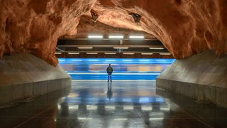 Explore the Stockholm Metro For a Tour Through 5 Decades of European Art History - Photo 7 of 9 -