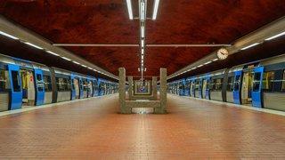 Explore the Stockholm Metro For a Tour Through 5 Decades of European Art History - Photo 6 of 9 -