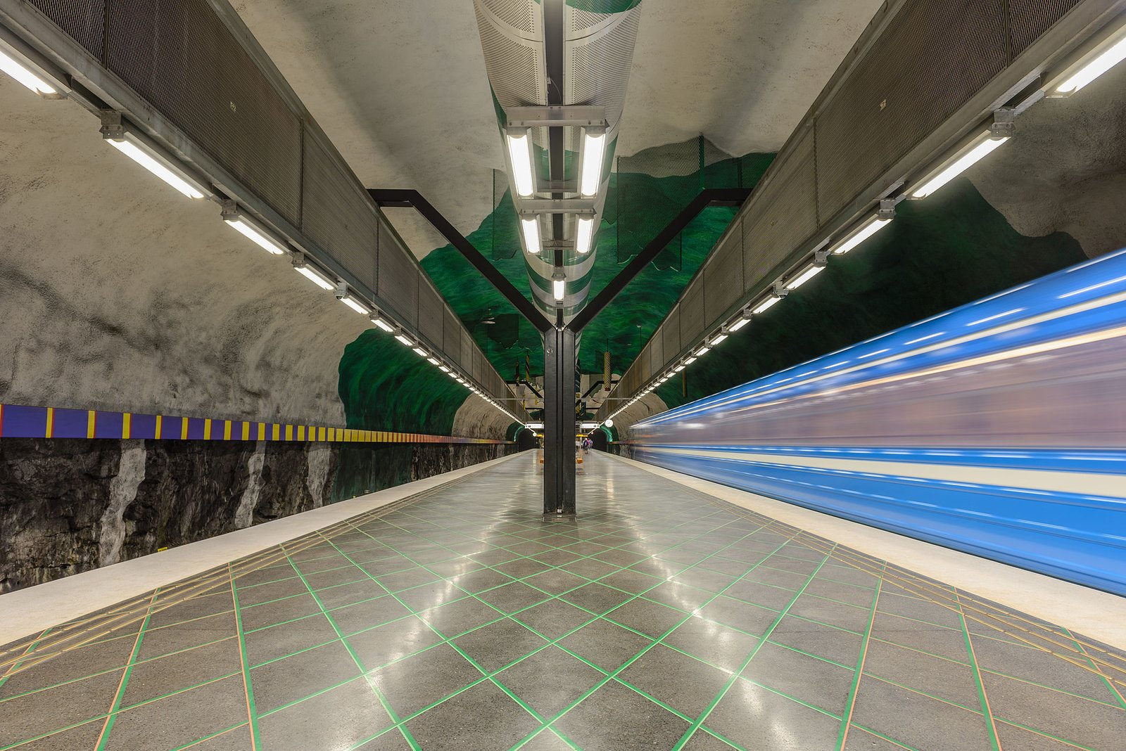 Photo 4 of 10 in Explore the Stockholm Metro For a Tour Through 5 Decades of European Art History