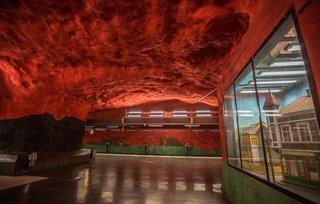 Explore the Stockholm Metro For a Tour Through 5 Decades of European Art History - Photo 1 of 9 -