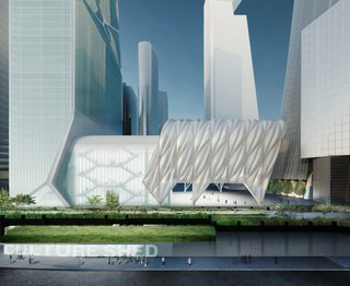 The Shed: A New Hub For Artistic Invention Coming Soon to New York City - Photo 2 of 5 -