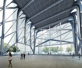 The Shed: A New Hub For Artistic Invention Coming Soon to New York City - Photo 4 of 5 -