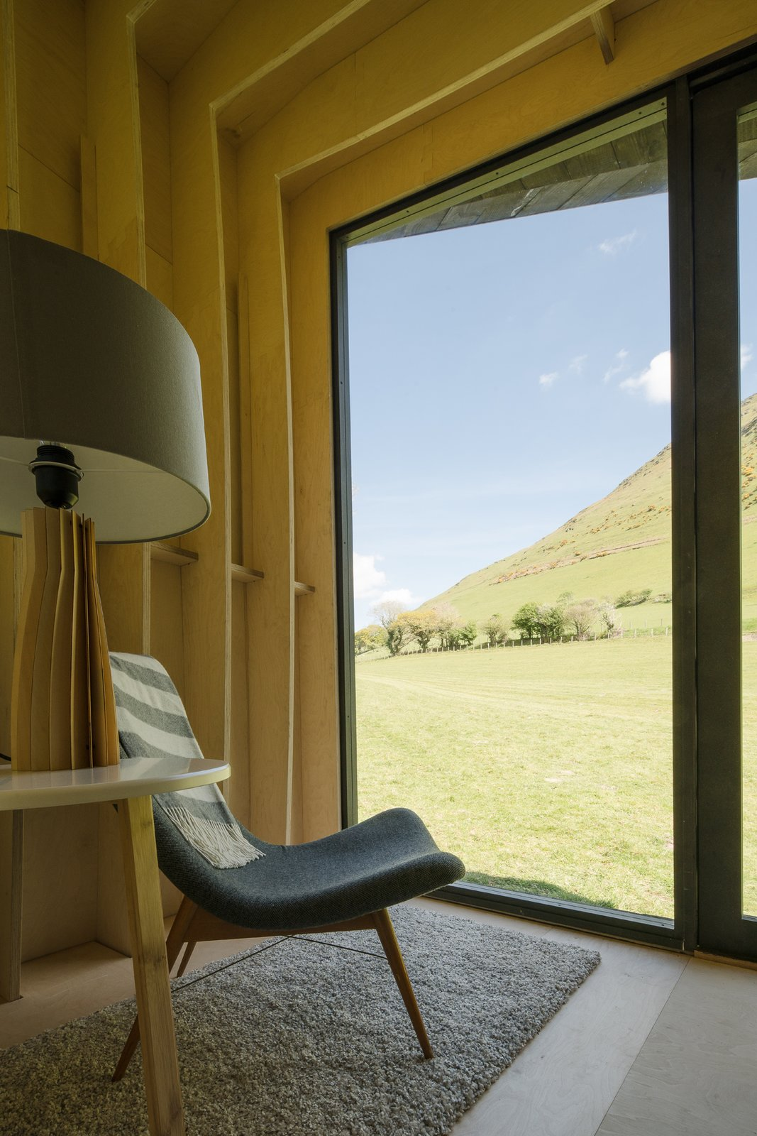 Photo 6 of 11 in Tour One of Epic Retreat's Tiny Pop-Up Hotel Cabins in the Welsh Countryside