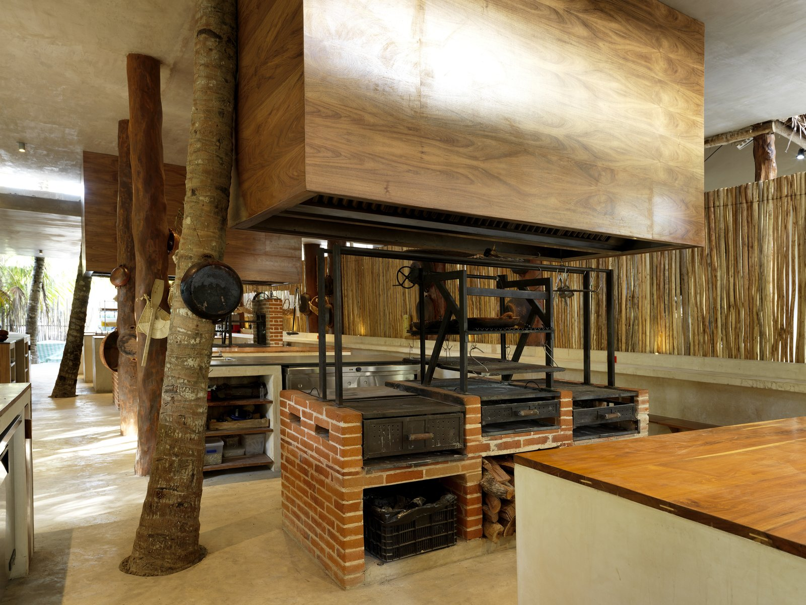 Photo 6 of 10 in A Look at the Design of Noma Mexico, Tulum's Pop-Up Restaurant Inspired by Local History