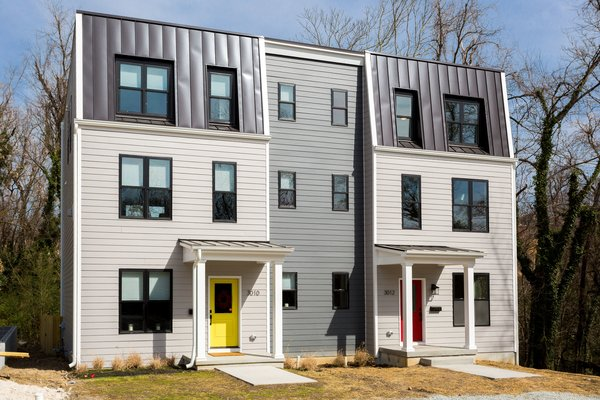 Slim Is in For These 10 Skinny Homes - Photo 4 of 10 -