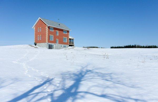 Highpoint House - Exterior