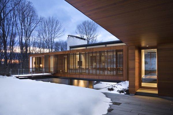 Facade House Contemporary