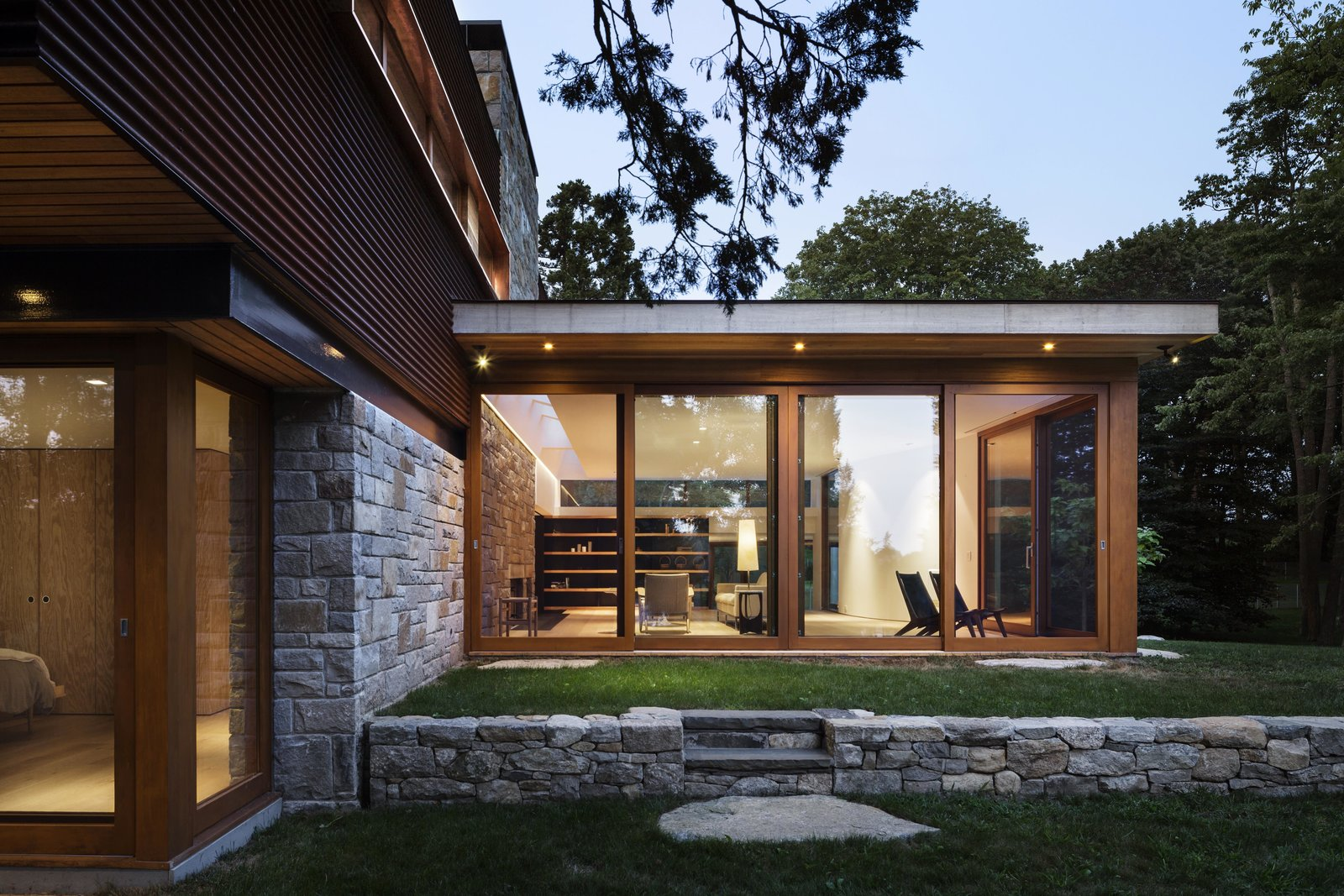 Windows, Sliding Window Type, and Wood  Best Photos from Stonington/Lincoln Residence