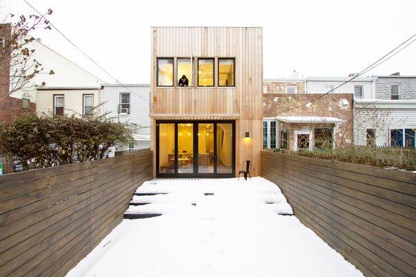 7 Brooklyn Row Houses Renovations