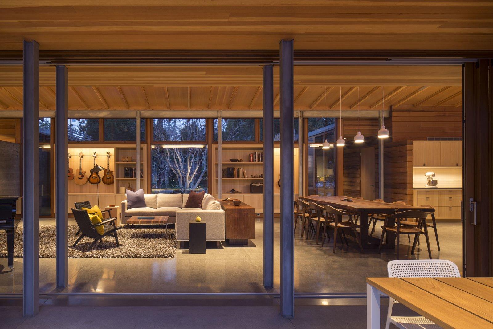 Living room from Los Altos Residence