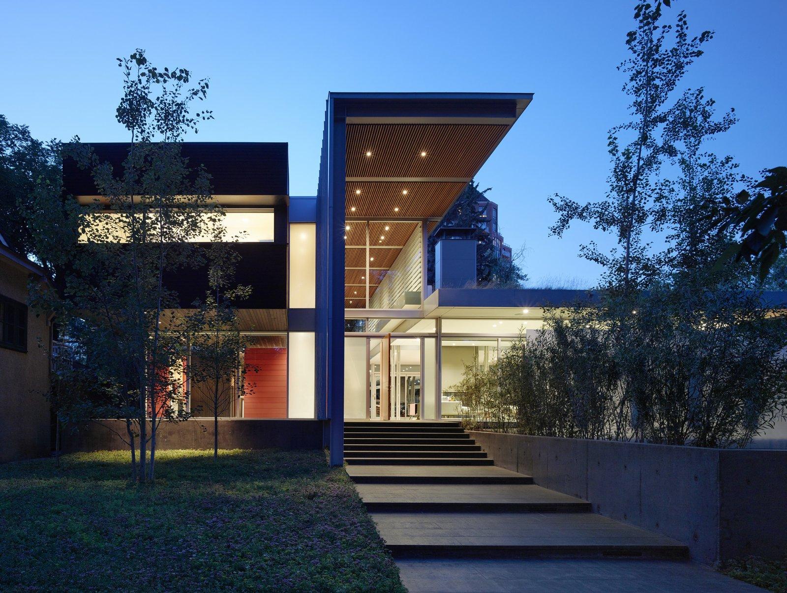 Roxboro Residence by Bohlin Cywinski Jackson