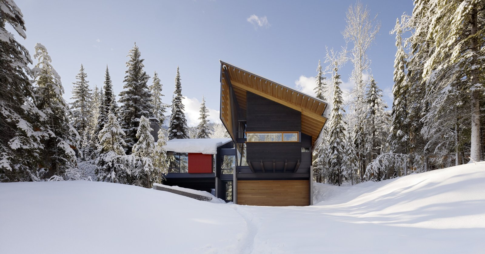 Outdoor and Front Yard  Revelstoke from Kicking Horse Residence