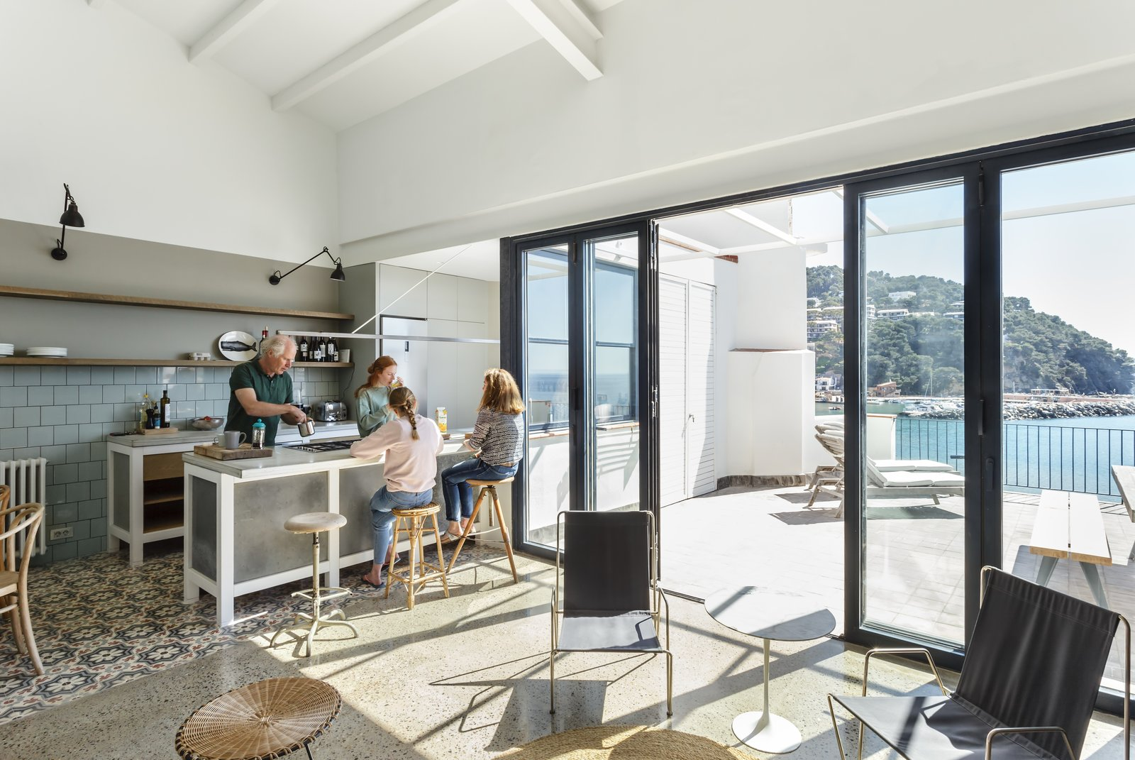 Photo 4 of 16 in A Careful Renovation Brings New Life to a Family's Heritage Home on the Spanish Coast