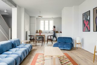 A Family's Loft in Poland Gets a Minimalist Renovation That's Both Elegant and Functional - Photo 1 of 12 -