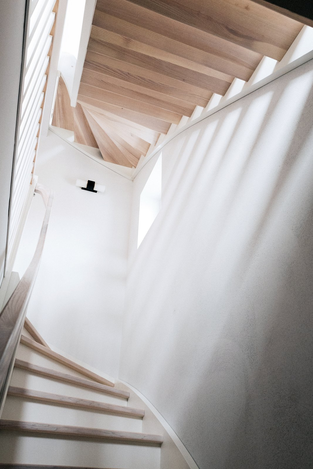Photo 4 of 12 in A Family's Loft in Poland Gets a Minimalist Renovation That's Both Elegant and Functional