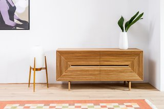 Sideboard custom-designed by Loft Kolasiński