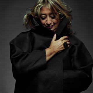 Zaha Hadid (1950–2016)