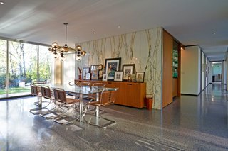 A Renovated, Midcentury Glass-and-Steel House in New York Asks $2M - Photo 4 of 9 -